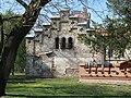 Neogothic chateau Galanta, side wing.jpg