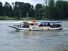 Fähre Rheinhausen