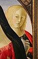 Neroccio di bartolomeo de' landi, madonna col bambino tra i ss. giovanni battista e maria maddalena, 1495 ca. 05.jpg