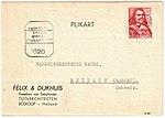 Netherlands 1945-08-02 censored postcard Boskoop-Reinach.jpg