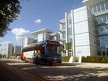 Network Rail HQ and Stagecoach X5.jpg