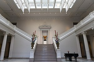 New Orleans Museum of Art - Interior of NOMA