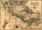 New Physical, Political, Industrial and Commercial Map of Central America and the Antilles.png