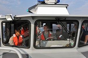 New York Naval Militia - Image: New York State patrol boat b