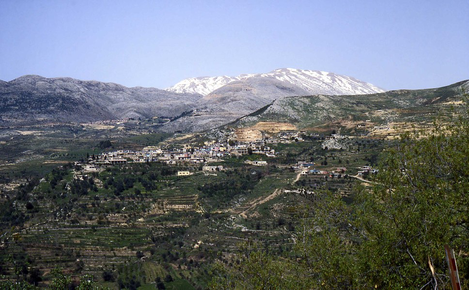 New community on the Golan