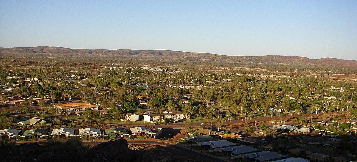 Newman (Western Australia) – Wikipedia