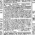Newspaper advertisement for Laura Keene's Theater.jpg
