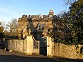 Newton St Loe, Duchy of Cornwall office from west.jpg