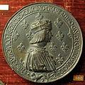 Nicolas leclerc e jean de saint-priest, med. di luigi xii di francia e anna regina, 1499.JPG