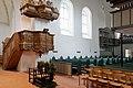Nieblum St Johannis Blick zur Kanzel.jpg