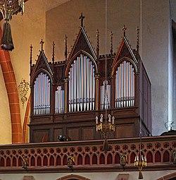 Niedaltdorf St. Rufus Innen Orgelprospekt 02.JPG