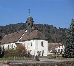 Niederwinden, Kirche St. Leonhard 1.jpg