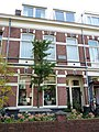Nijmegen Burghardt van den Berghstraat 107 geboortehuis A.Romein-Verschoor.JPG