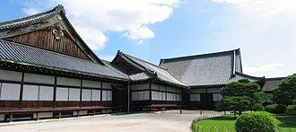 Nijō Castle - Ninomaru palace of Nijō Castle