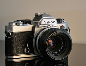 Image illustrative de l'article Nikon FM