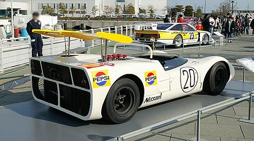 Nissan R381 002