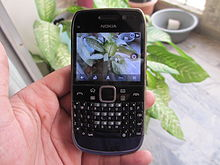 Nokia E6 - Wikipedia