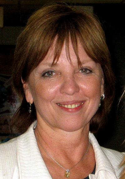 Picture of an author: Nora Roberts
