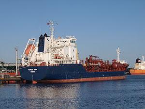 Nordic Inge, IMO 9294692 at Port of Amsterdam.JPG