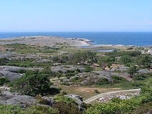 Kosterhavet National Park - Image: Nordkoster Klapperstensvallar