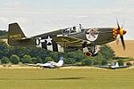 """North American P-51B Mustang '324823 - B6-O' """"Berlin Express"""" (N515ZB) (35765229686).jpg"""