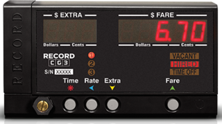 Taximeter feature