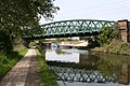 North London Railway bridge, Paddington Arm, Grand Union Canal - geograph.org.uk - 787907.jpg