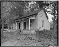 North side view of 121 Academy Street - 121 Academy Street (House), Sumter, Sumter County, GA HABS GA,131-AMER,6-5.tif