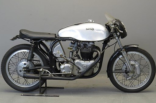 Norton Domiracer 1961