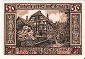 Notgeld Eisenach - Luther auf Wartburg 2.jpg