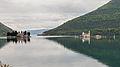 Nuestra Señora de las Rocas y Monasterio de San Jorge, Perast, Bahía de Kotor, Montenegro, 2014-04-19, DD 12.JPG