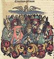 Nuremberg Chronicles f 236r 2 Concilium pisanum.jpg