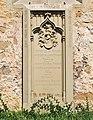 Nussdorf Grabplatte Freiherren von Reischach.jpg