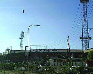 Nyayo National Stadium football stadium