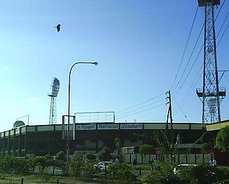 Nyayo National Stadium - Image: Nyayo stadium