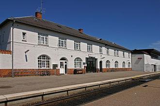Nykøbing Sjælland - Nykøbing Sjælland railway station