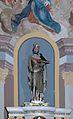 Ožbalt Statue St.Oswald über Hauptaltar.jpg