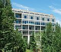 OHSU Librbary backside - Portland, Oregon.JPG