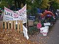 Occupy Portland November 2, camp.jpg
