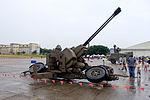 Oerlikon GDF-006 35mm Twin Cannon Display at Hsinchu AFB 20151121a.jpg