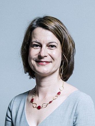 Helen Hayes (politician) - Hayes in 2017