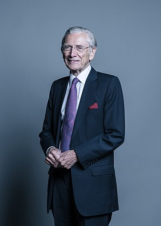 Lord Speaker - Image: Official portrait of Lord Fowler