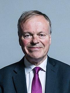 Clive Betts British politician