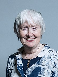 Official portrait of Mrs Madeleine Moon crop 2.jpg