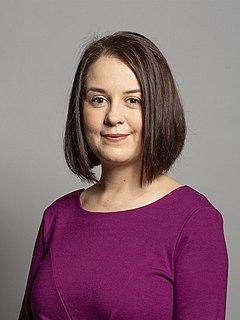 Stephanie Peacock British Labour politician