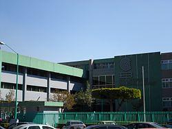 Oficinas Generales del Colegio de Bachilleres