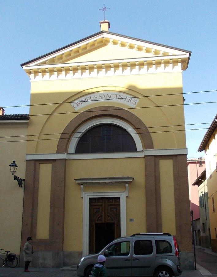 Ognissanti, Parma