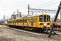 Ohmi Railway 800 series Wine Train Hikone 2019-12-18 (49301715107).jpg