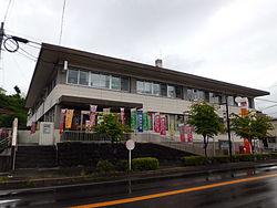 岡谷郵便局