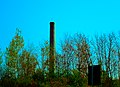 Old Ashland Iron ^ Steel Company Industrial Smokestack - panoramio.jpg